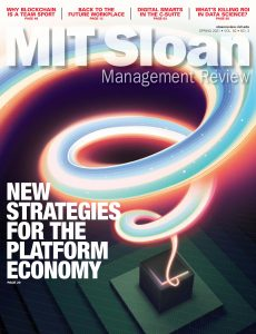 MIT Sloan Management Review – Spring 2021
