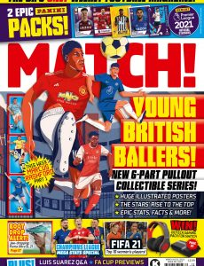 Match! – March 16, 2021