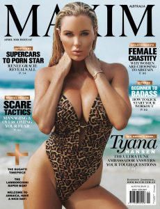 Maxim Australia – April 2021