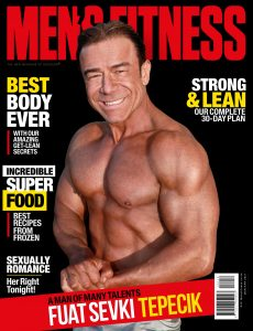 Men's Fitness South Africa – March-April 2021