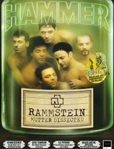 Metal Hammer UK – May 2021