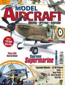 Model Aircraft – April 2021