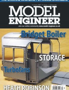 Model Engineer – Issue 4657 – 29 January 2021