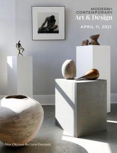 Modern+Contemporary Art & Design – April 11 2021