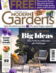 Modern Gardens – April 2021