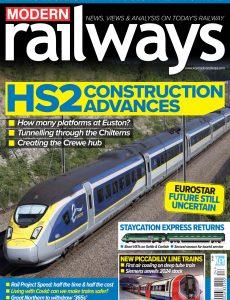 Modern Railways – April 2021