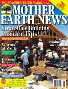 Mother Earth News – April-May 2021