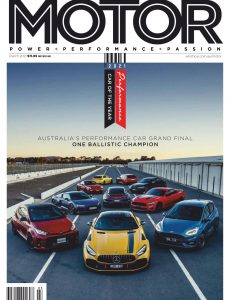 Motor Australia – March 2021