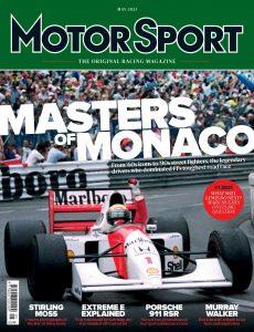 Motor Sport – May 2021