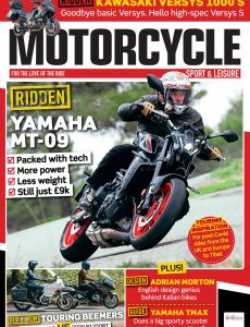 Motorcycle Sport & Leisure – May 2021