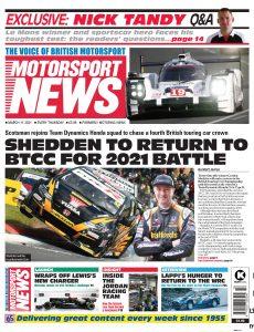 Motorsport News – March 11, 2021