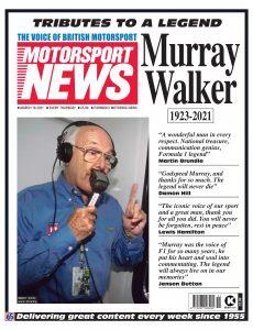 Motorsport News – March 18, 2021