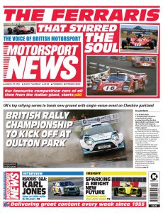 Motorsport News – March 25, 2021