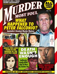 Murder Most Foul – Issue 118 – October 2020