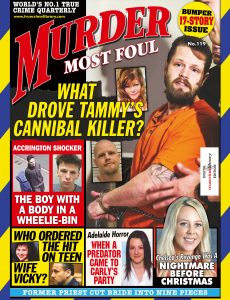 Murder Most Foul – Issue 119 – January 2021