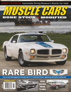 Muscle Cars – Spring 2021