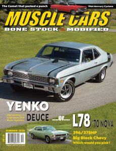 Muscle Cars – Summer 2020