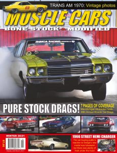 Muscle Cars – Winter 2020-2021