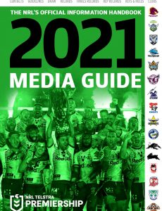 NRL Media Guide – March 2021