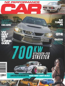 NZ Performance Car – April-May 2021