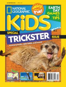 National Geographic Kids USA – April 2021