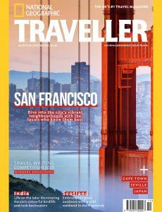 National Geographic Traveller UK – November-December 2020