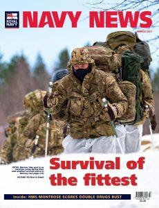 Navy News – March 2021
