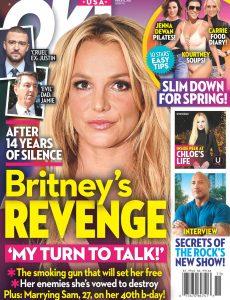 OK! Magazine USA – March 15, 2021
