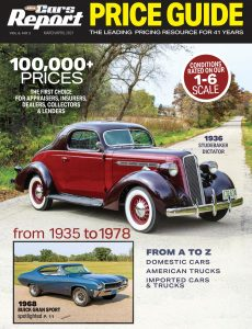 Old Cars Report Price Guide – March-April 2021