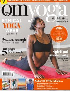 Om Yoga Magazine – March 2021