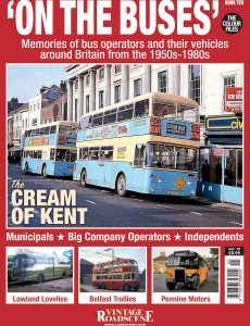 On The Buses – Book 10 – 26 March 2021