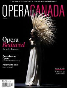 Opera Canada – Spring 2021
