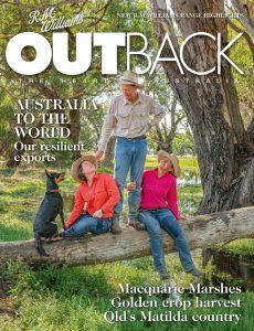 Outback Magazine – Issue 135 – January 2021