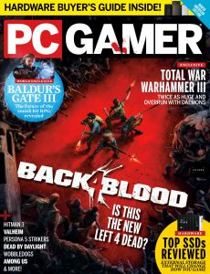 PC Gamer USA – May 2021