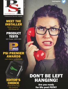 PSI Professional Security Installer – March 2021