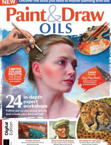 Paint & Draw Oils – 3rd Edition, 2021