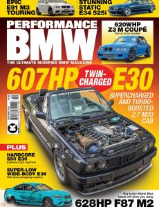 Performance BMW – February-March 2021