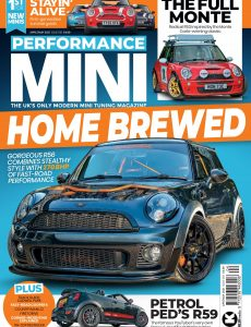 Performance Mini – Issue 18 – April-May 2021