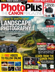 PhotoPlus The Canon Magazine – April 2021