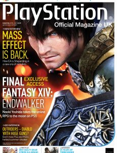PlayStation Official Magazine UK – April 2021