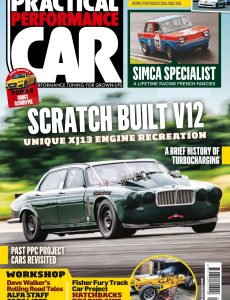 Practical Performance Car – Issue 201 – January 2021