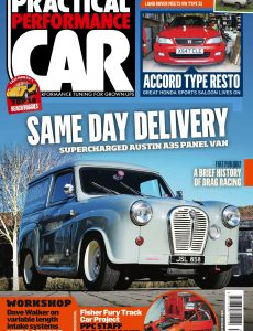 Practical Performance Car – Issue 204 – April 2021