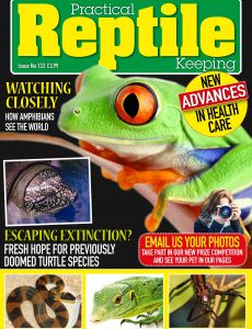 Practical Reptile Keeping – Issue 133 – January 2021