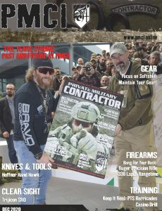Private Military Contractor International – December 2020