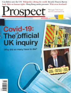 Prospect Magazine – Issue 295 – March 2021
