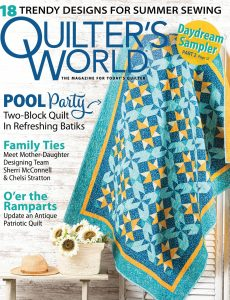 Quilter's World – March 2021