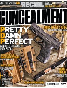 RECOIL Presents Concealment – February 2021