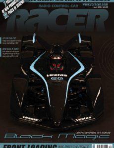Radio Control Car Racer – April 2021
