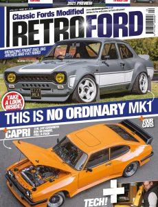 Retro Ford – Issue 181 – April 2021