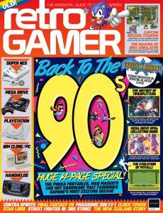 Retro Gamer UK – March 2021